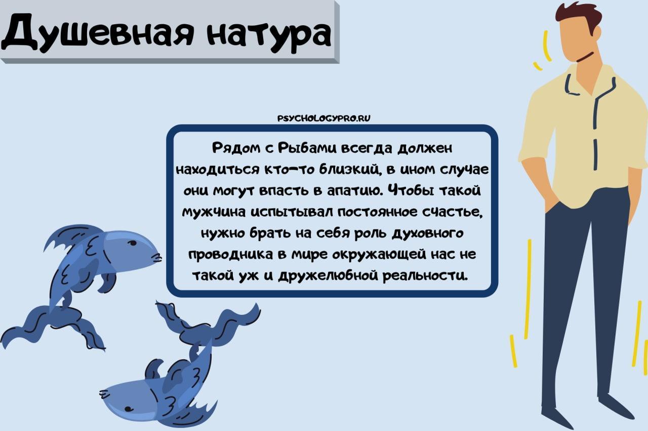 натура Рыбы
