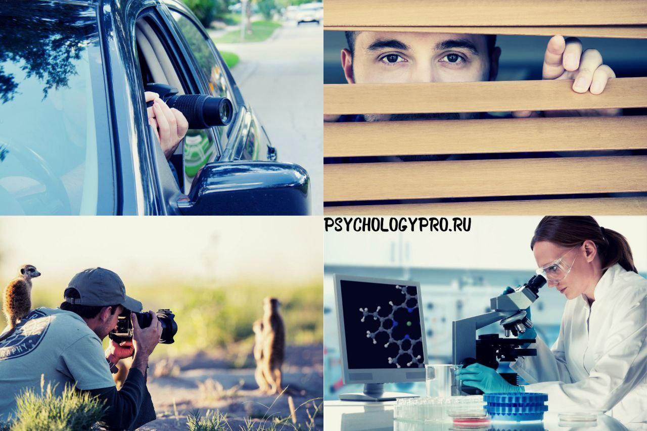 Психологическое наблюдение