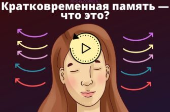 кратковременная память