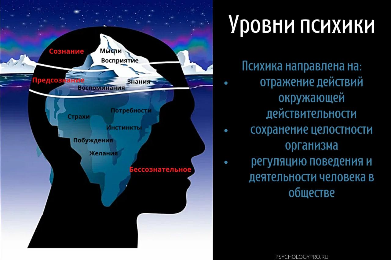 фрейд психология бессознательного