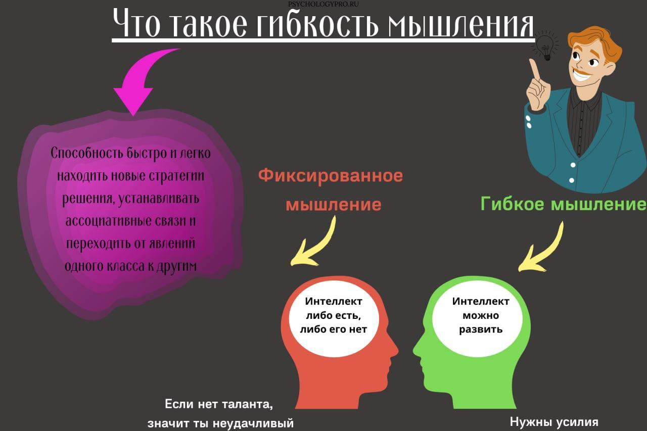 Гибкость мышления