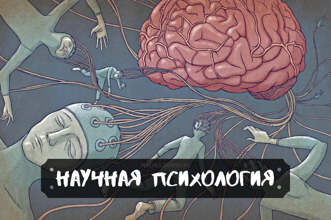 житейская и научная психология таблица